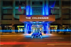 The Colonnade's Smahest idea yet...